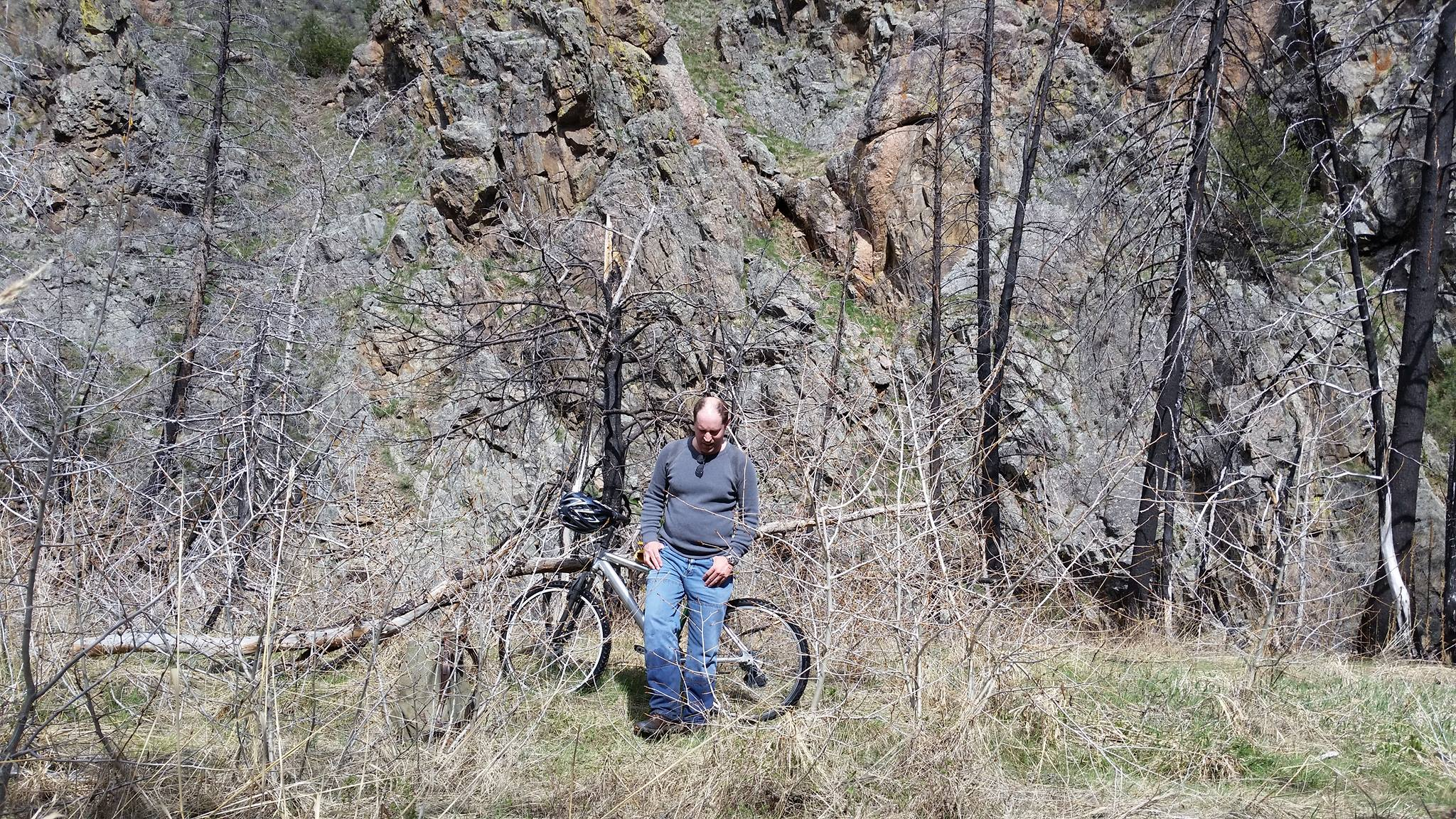 mtbtrail, hewlettgulch, mountainbike, gettingoutmore